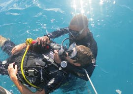 """Trial Scuba Diving """"SSI Basic Diver"""" - Port Louis with Antidote Plongée Guadeloupe"""