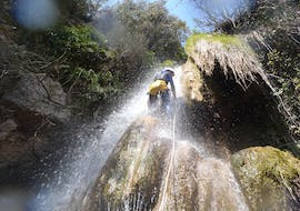 """Canyoning """"Nature Spectacle"""" - Barranco del Río Glorieta with Catalonia Adventures"""