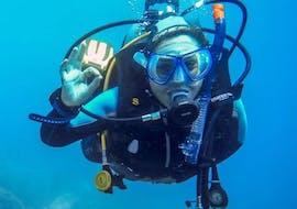 Trial Scuba Diving in Hvar with Aqualis Dive Center Hvar