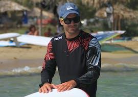SUP Rental - Chrisi Akti with Paros Windsurf Center