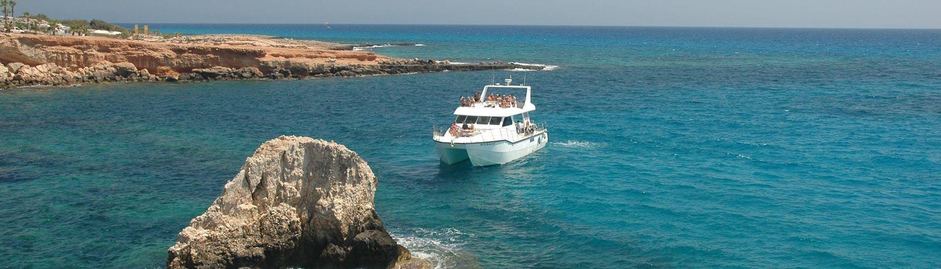 Snorkeling Excursion around Cyprus avec The Scuba Base Ayia Napa - Hero image