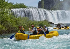 Classic Rafting on the Zrmanja & Krupa Rivers with Raftrek Adventure Travel Croatia