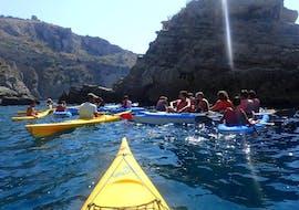 Eenvoudige kajakken & kanoën in Marina del Cantone - Amalfikust met Marea Outdoors Nerano