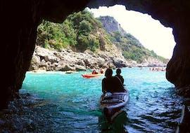 Eenvoudige kajakken & kanoën in Amalfi - Amalfikust met Amalfi Coast Sea Kayak