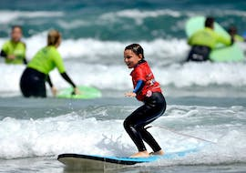Half-Day Surfing Lessons for Kids & Adults - All Levels with Calima Surf Lanzarote