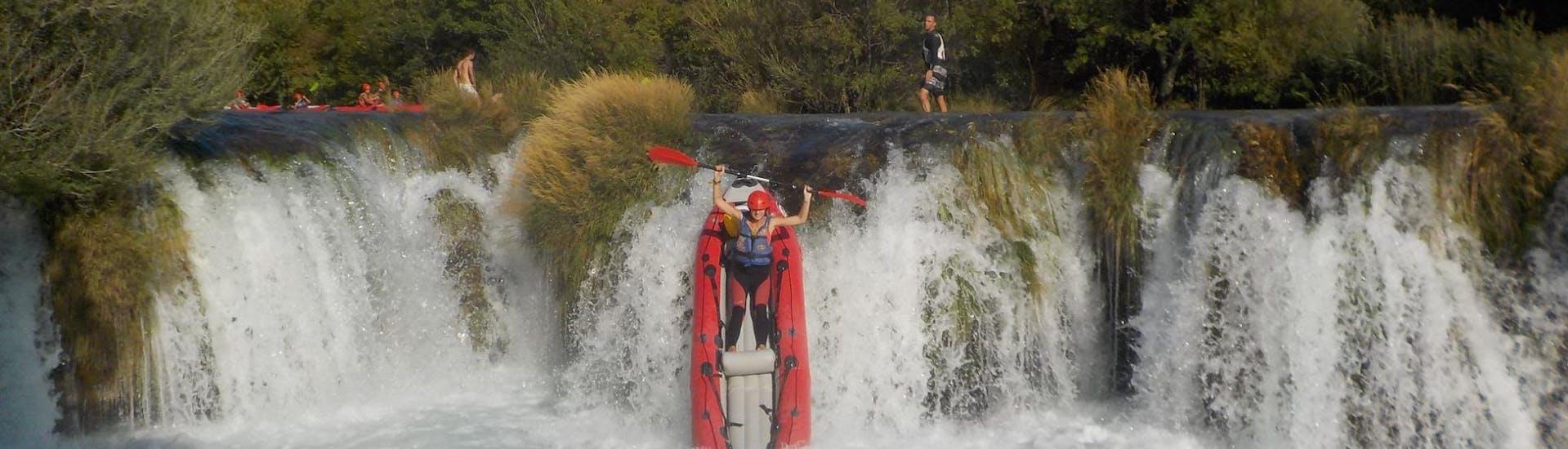 Canoeing on the Zrmanja River  with Zrmanja River Tours - Hero image