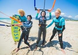 "Semi-Private Kitesurfing Lessons ""Refresh"" in Pairs  with Ocean Kite School Tarifa"