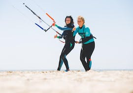 Private Kitesurfing Lessons for Kids & Adults for All Levels with Ocean Kite School Tarifa