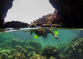 Snorkeling in Porto Cristo  with Skualo Porto Cristo