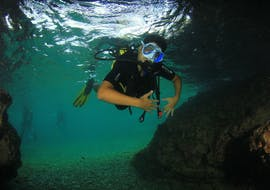 Scuba Diving Course for Beginners - PADI Scuba Diver with Skualo Porto Cristo