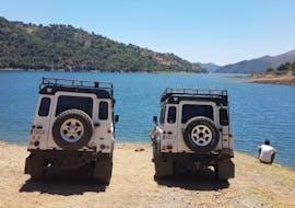 Quad rijden in Puerto Banús - Sierra de las Nieves met Team4You Marbella