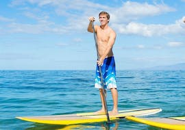 SUP Lessons for Kids & Adults - Beginners with Surfer Tarifa