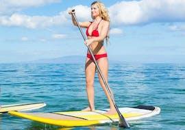 SUP Rental - Tarifa with Surfer Tarifa