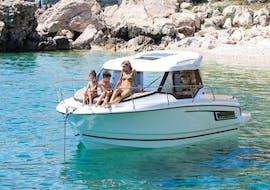 Private Boat Tour to Brač and Hvar from Makarska with Sumartin Rent