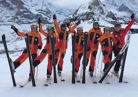 Skilessen voor volwassenen - licht gevorderd met Schweizer Ski- und Snowboardschule Wengen