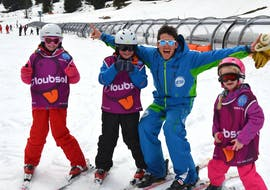 Kids Ski Lessons (6-13 y.) for All Levels - February with ESI Pro Skiing Chatel