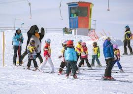 Premier Cours de ski Enfants (5-12 ans) - A.-midi - Arc 1800 avec Evolution 2 - Arcs 1600 & 1800
