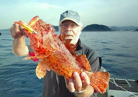Private Boat Trip with Fishing from San Sebastián with Boat Trips San Sebastián