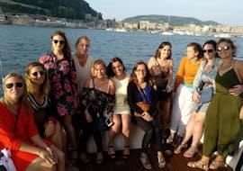 "Private Boat Tour ""Coast of San Sebastián""  with Boat Trips San Sebastián"