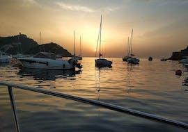 Private Boat Tour at Sunset in San Sebastián with Boat Trips San Sebastián