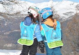 Cours de ski Enfants dès 3 ans pour Débutants avec Scuola Italiana Sci Azzurra Folgarida