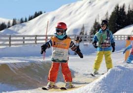 Cours de ski Enfants pour Débutants avec Skischule Toni Gruber Alpendorf