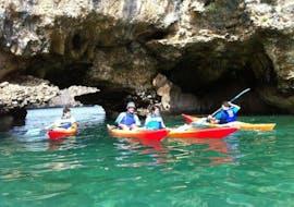 Sea Kayaking in Asturias with Rana Sella Arriondas