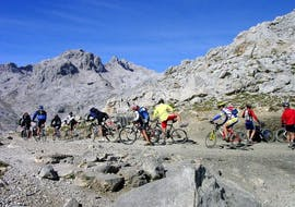Mountain Bike Tour for Beginners in Asturias  with Rana Sella Arriondas