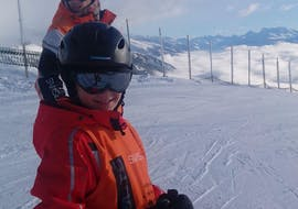 Teen Ski Lessons (12-15 y.) for All Levels - Max 5 - Crans with Swiss Mountain Sports Crans-Montana