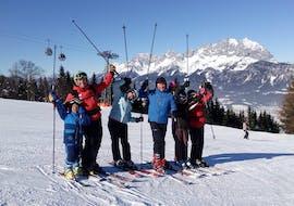 Cours particulier de ski Enfants - Avancé avec Ski Total Kirchdorf