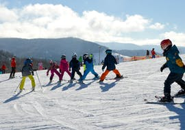 Cours de ski Enfants dès 6 ans pour Tous niveaux avec Eco Ski School Andermatt