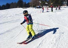 Cours de ski Enfants (6-17 ans) - Vacances avec École de ski G'Lys Les Paccots