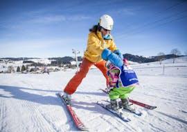 Privé skilessen voor kinderen voor alle niveaus met Skischule Oberstaufen