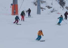 Privé skilessen voor volwassenen voor alle niveaus met Skischule Oberstaufen