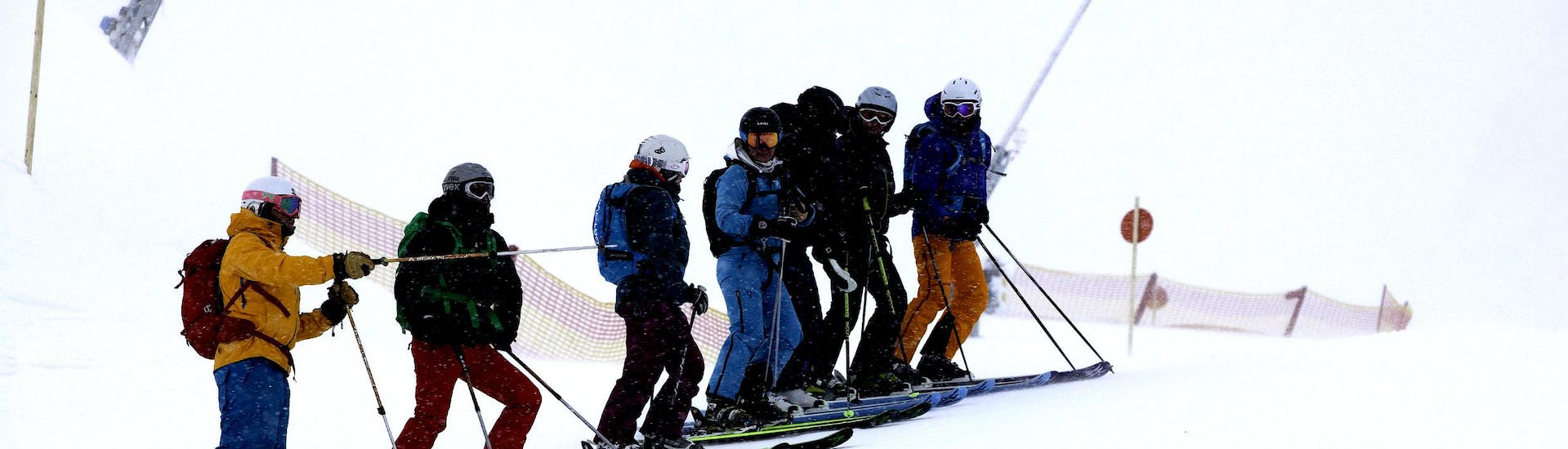 Private Ski Lessons for Adults in Sinswang - All Levels met Skischule Oberstaufen - Hero image