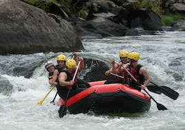 Classic Rafting on the Río Ulla with Amextreme Aventura Galicia