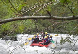 Adventurous Rafting on the Río Deza with Amextreme Aventura Galicia