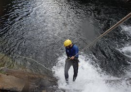 Canyoning in Río Verdugo with Amextreme Aventura Galicia