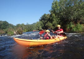 Kayaking on Río Ulla with Amextreme Aventura Galicia