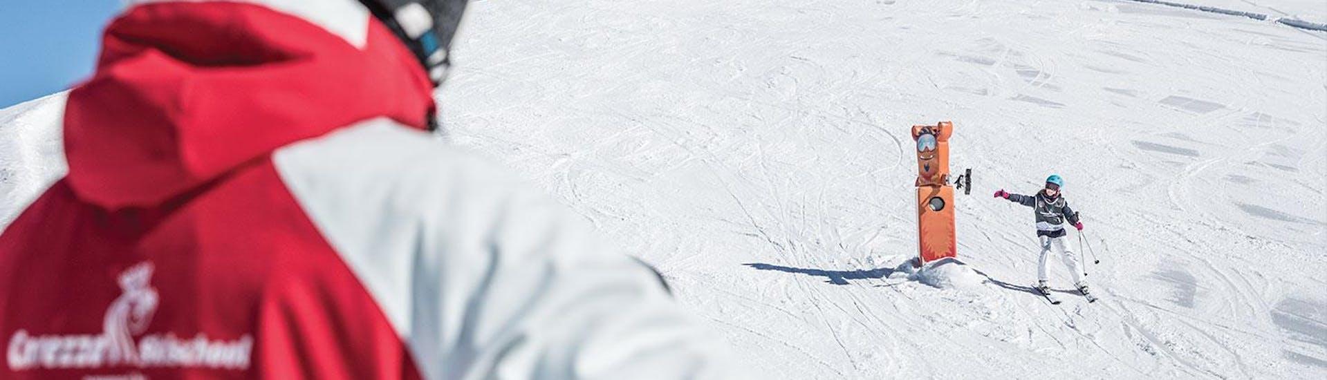 Private Ski Lessons for Kids - All Levels met Carezza Skischool - Hero image