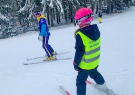 Cours particulier de ski Enfants dès 4 ans pour Tous niveaux avec Crystal Ski  Demänovská Dolina