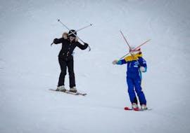 Cours particulier de ski Adultes pour Tous niveaux avec Crystal Ski  Demänovská Dolina