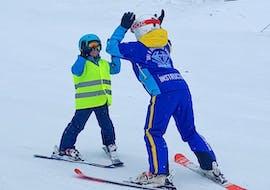 Clases de esquí privadas para niños a partir de 4 años para todos los niveles con Crystal Ski  Demänovská Dolina