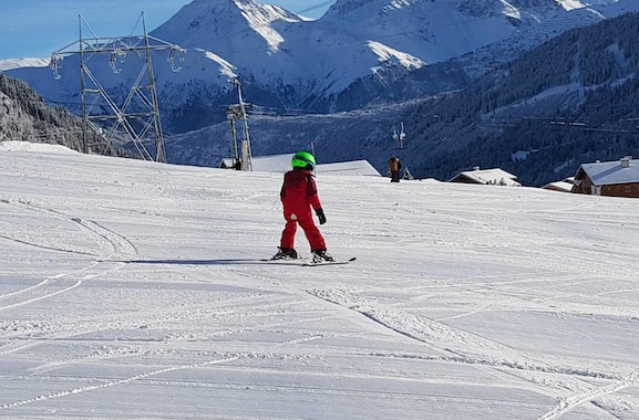 Private Ski Lessons for Kids (from 3 years) - All Levels