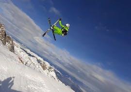 Privélessen Freestyle Skiën voor Alle Niveaus met Ski School Bewegt Kaprun
