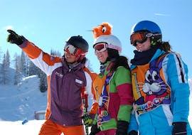 Cours de ski Enfants dès 4 ans - Avancé avec Skischule Toni Gruber Alpendorf