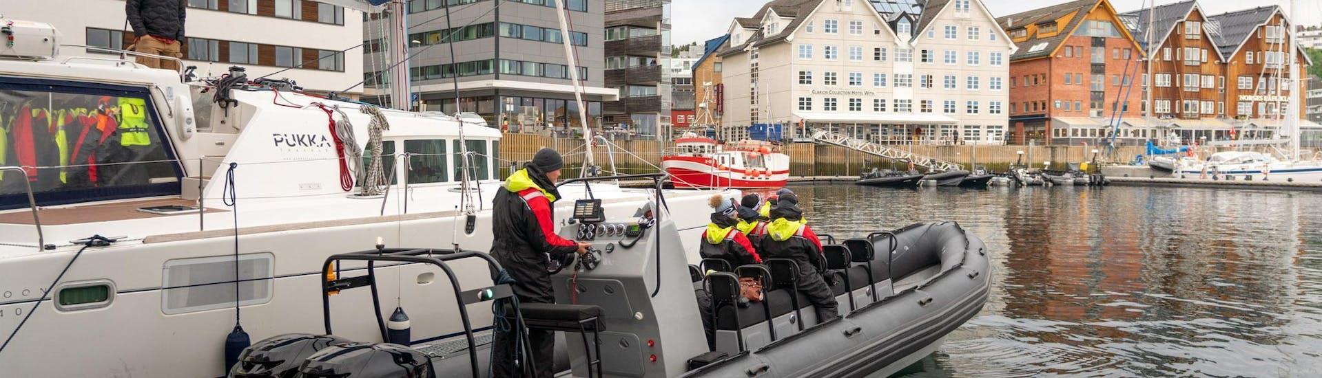Arctic RIB High Speed Boat Tour in Tromsø with Pukka Travels Tromsø & Svolvær - Hero image