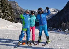 Teen & Adult Ski Lessons for All Levels - February with ESI Pro Skiing Chatel