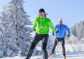 Privé langlauflessen vanaf 6 jaar voor alle niveaus met SnowMonkey Špindlerův Mlýn