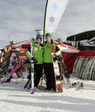 Adult Ski Lessons for All Levels - Christmas